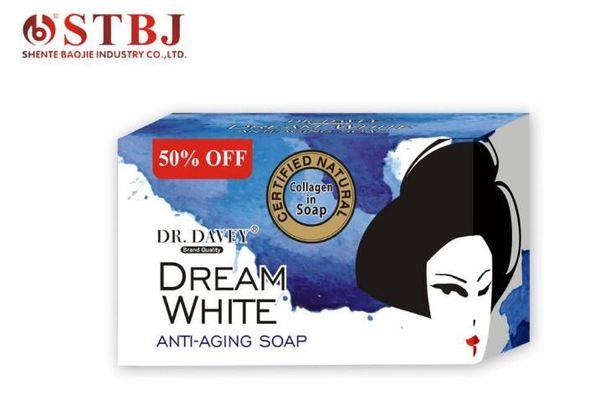 Marca de qualidade sabonete artesanal refrescante controle de óleo purificar a pele suave poros suave e puro corpo suave cuidados 135G / pcs