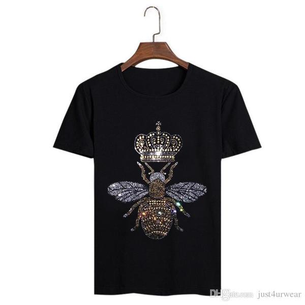 Love Patrón Floral Top Informal Para Hombres Chicos Verano Camiseta Lote De Diseñador Novedad