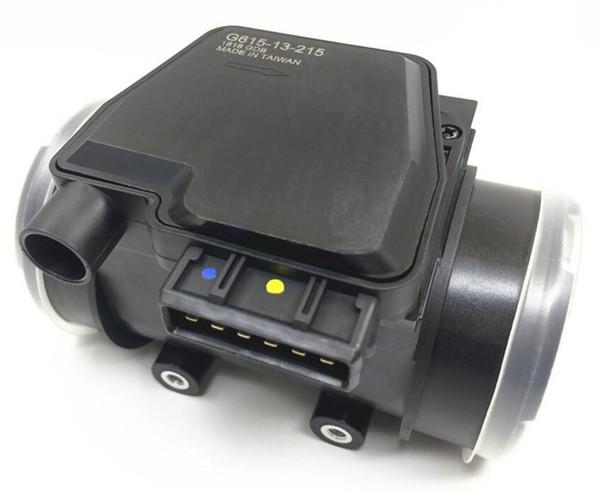 Paquete de 1 medidores de flujo de aire nuevos de Taiwán G615-13-215 E5T50471 Sensores de flujo de aire masivo para Mazda