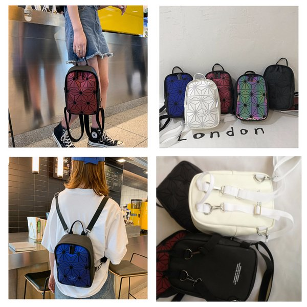 Designer Luxury Students School Bag Womens Backpacks Casual Travel Knapsack Girls Phone Purse Backpack Outdoor Mini Shoulder Bags