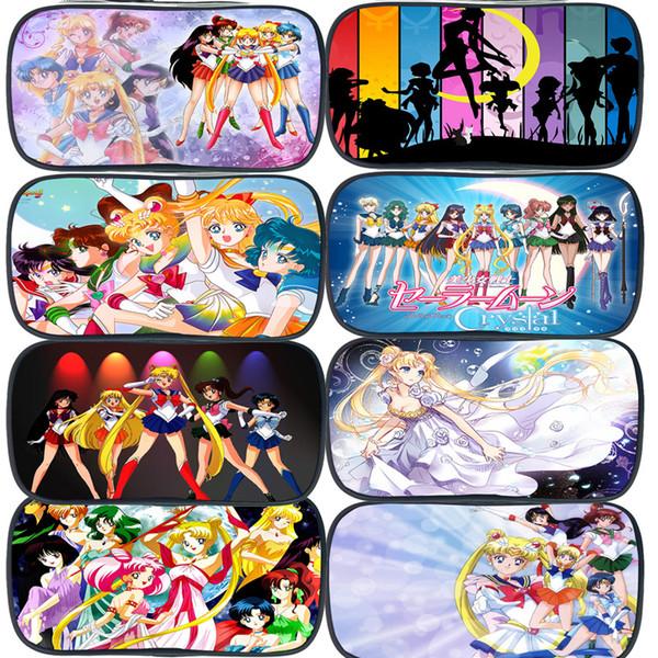 Sailor Moon Pencil Case Children Tsukino Usagi Boys Girls Students School Supplies New Cute High Quality Fashion Stationery Bag