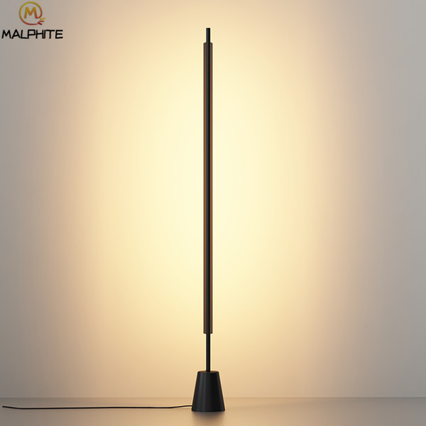 2019 Nordic Free Standing Lamps Living Room Led Floor Lamp Stand Home Decor  Modern Bedroom Bedside Floor Lamp Industrial Light From Grege, $277.4 | ...