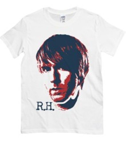 T-SHIRT T SHIRT MAGLIA MAGLIETTA RICHIE HAWTIN IDEA REGALO DJ MUSICA BIANCA T-shirt manica corta t-shirt fantasia t-shirt stampata