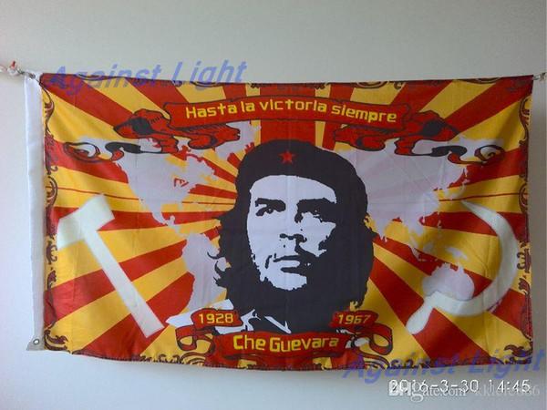 DRAPEAU CHE GUEVARA 90 x150 cm