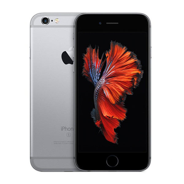 Original Apple iPhone 6S With Touch ID Dual Core 16GB/64GB/128GB IOS 4.7 Inch 12MP Refurbished Unlocked Cell Phone