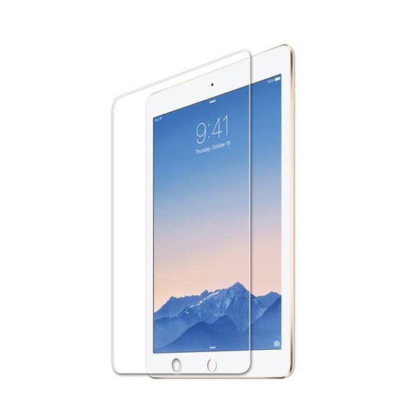 9H Premium Tempered Glass Screen Protector For iPad Pro iPad 2 3 4 Air 2017 MINI 9.7 10.5 without Retail box
