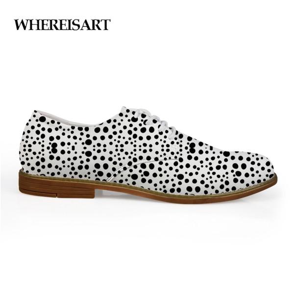 WHEREISART Chaussures léopard en cuir pour hommes Breather hommes mode mocassins en cuir impression de taches plates Casual chaussures homme personnalisé