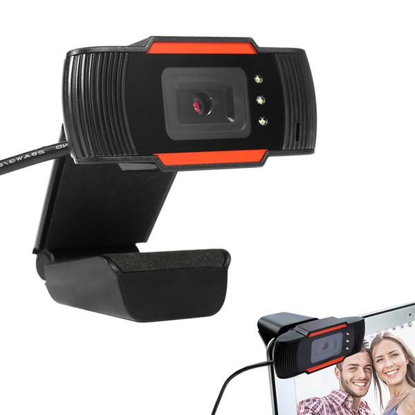 12M Vision HD ordinateur Nuit Caméra vidéo intégrée 10 mètres Microphone pour PC portable Skype MSN QJY99