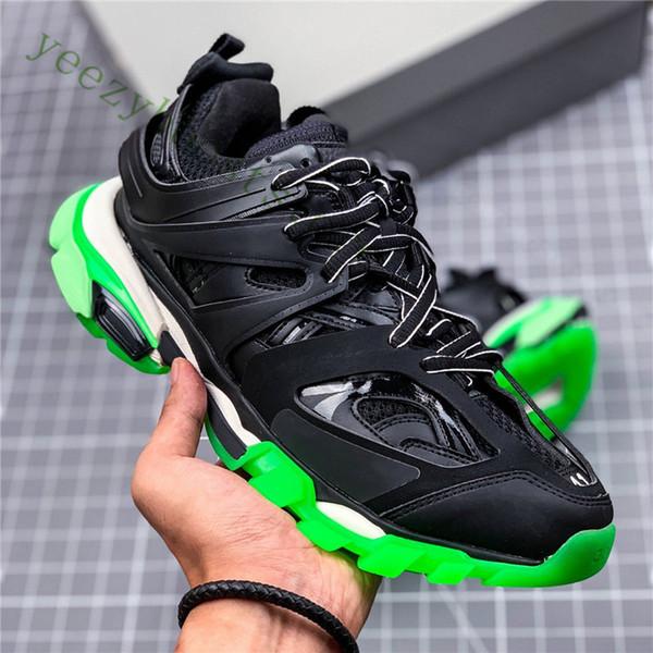 أخضر أسود