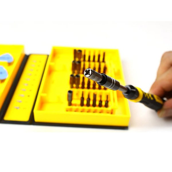 38 in 1 Profession Repair Tool Kit Mobile Phone DIY Screwdriver Precision Repair Tool For Iphone X Cell Phone