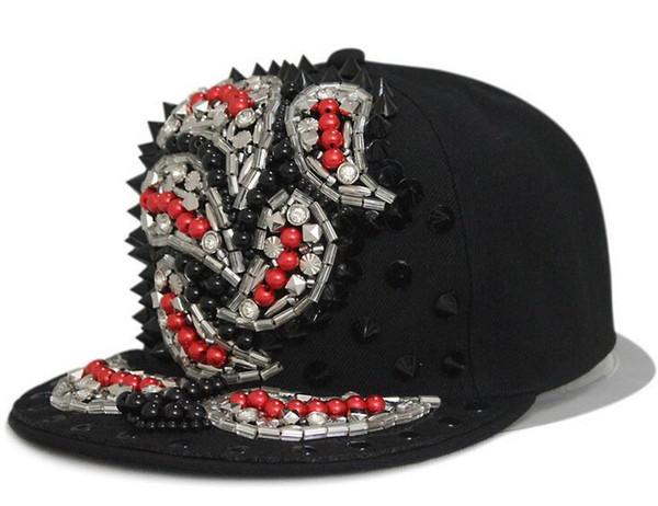 Discount Baseball Caps Store diamond rivet Hip Hop Hats Designer Snapbacks buy Cool caps snapback hats custom made top selling snapbacks