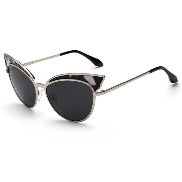 8fba133403a0e 2019 new avant óculos de sol famosa marca mulheres moda óculos de alta  qualidade uv óculos de proteção de luxo espelho eyewear designer cat eye  sunglasses