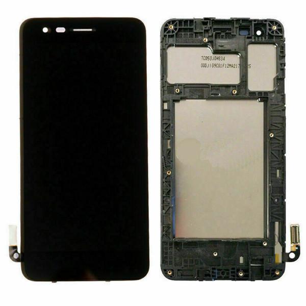 Для замены LG K8 2018 Aristo 2 SP200 LM-X210MA LM-X212TA LM-X210CM ЖК-дисплей с сенсорным экраном Digitizer Рамка Ассамблеи