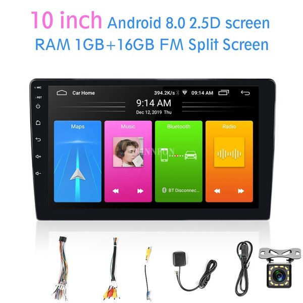 touch audio wiring 2din car radio android 8 universal gps navigation 2 5d touch split  2din car radio android 8 universal gps