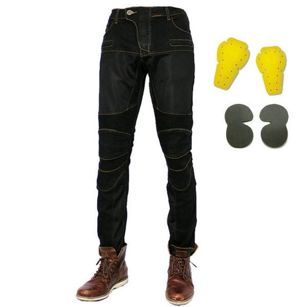 pantalones negros yypads