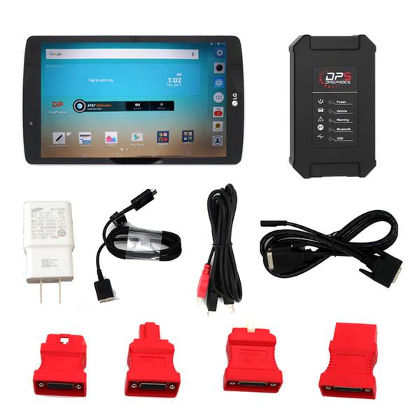 SUPER DP5 dirgprog5 dp5 sistema de diagnóstico del coche programador automático clave herramienta de reinicio del odómetro