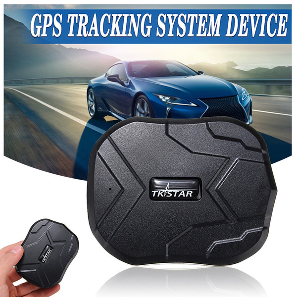 TK905 GPS Vehicle Magnetic Tracker Real Time Locator GSM/GPRS Car Tracking Anti-theft Waterproof 90 Days Standby Free Web APP