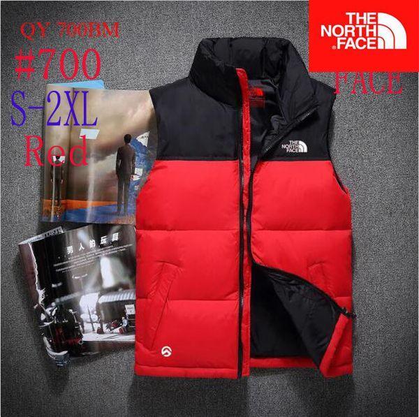 2019 dos homens The North New norte de Inverno de Down soprador jaqueta casual Marca Hoodies baixo Parkas Aqueça Mens Ski rosto colete