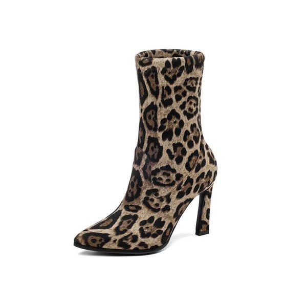 Leopardo-damasco