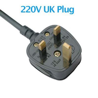 220V UK Plug