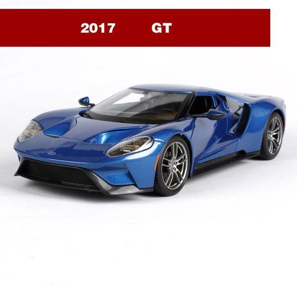 2017 GT Blue