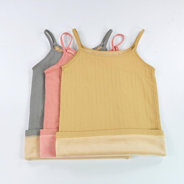 New Women Casual Solid Spaghetti Straps Winter Warm Thicken Underwear Tops Fashion Clothing, Shoes & Accessories
