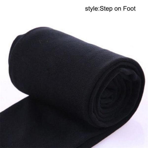 발에 검은 단계