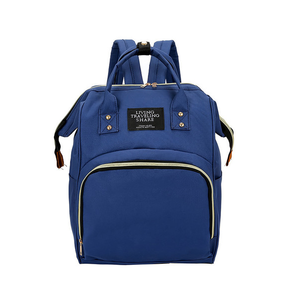 Large Capacity Waterproof Oxford Backpack For Mom Baby Nappy Nursing Bags Travel Backpack High Quality Baby Bags
