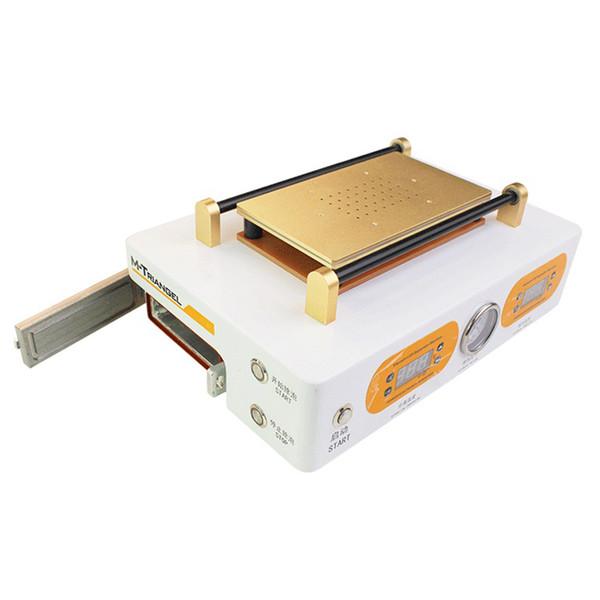 2 in 1 LCD Separator Maschine Hochdruck Auto Bubble Entfernen Debubble Maschine für Telefon LCD Repair für iPhone Samsung