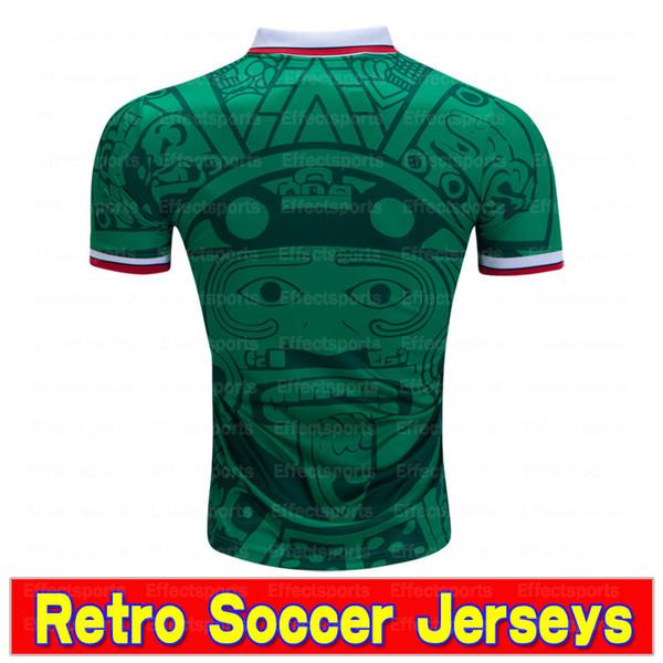 Retro Mexico Green Custom Nom Nom