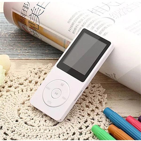 70 ore di riproduzione MP3 MP4 Lossless Audio Music Player FM Recorder TF card fino a 128 GB di Mp3 dell'automobile # 10