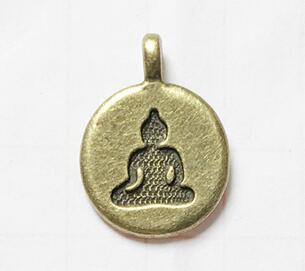 Bronze Buddha 19cm