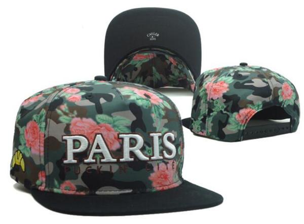 2019 New retail Fashion CAYLER & SONS Snapback Cap Hip-hop Men Women Snapbacks Hat Baseball Sports Cap,CAYLER SONS The good life Paris Cap