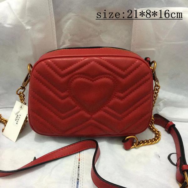Nel 2018, il classico designer europeo di borse a spalla singola e americana ha progettato una borsa in PU di alta qualità, consegna semplice e alla moda.