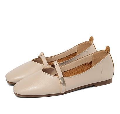 0807 CQC11 Moda donna popolare Scarpe comode scarpe piatte da donna più nuove di stile scarpe con suola morbida di alta qualità con scatola