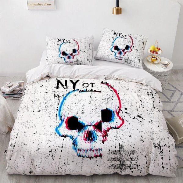 Skull04-White