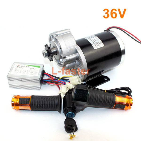 36V Upgrade kit