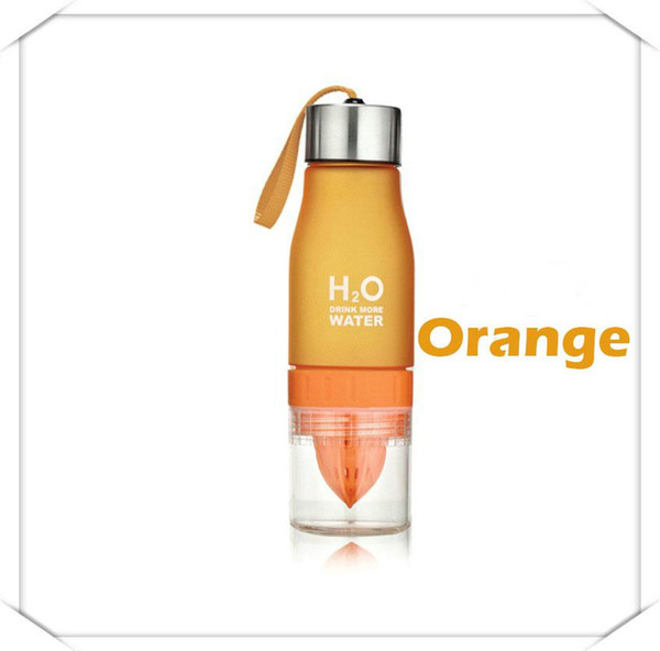 Оранжевый 0.65л