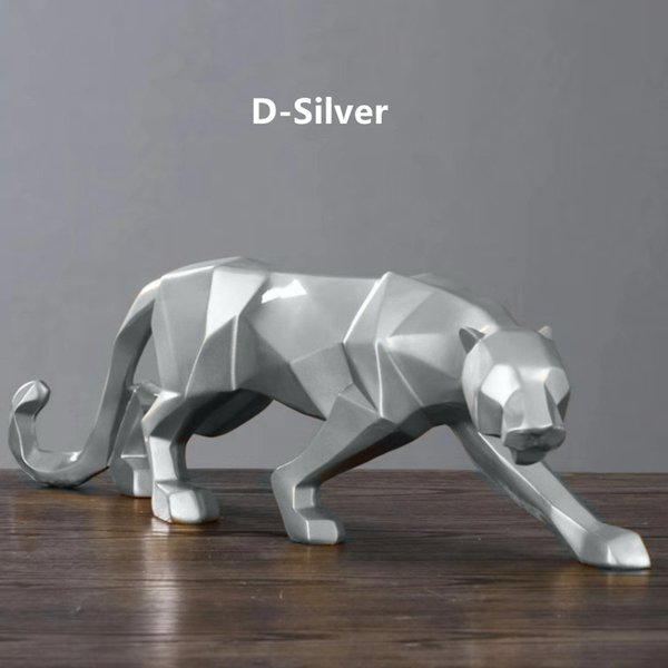 Silver-Small 10 inches