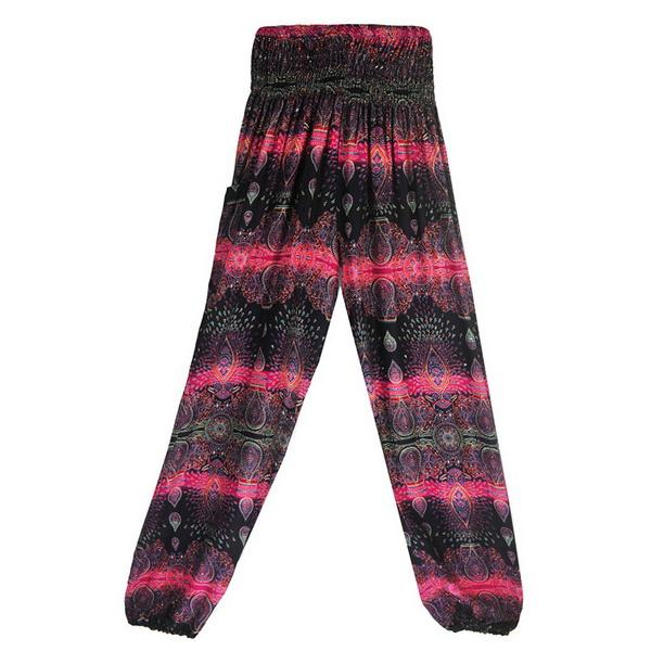 GYM Fashion Cross-border New Thai Water Drop Yoga Pants, Lanterns Yoga Clothes, Women's Silk hot selling Yoga pants