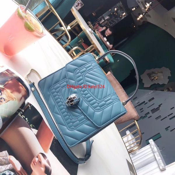 Kadınlar için yeni varış omuz çantaları Renkli Python Başkanı Tote çok fonksiyonlu çanta fad Dikiş tarzı Parti Lady tüm satış