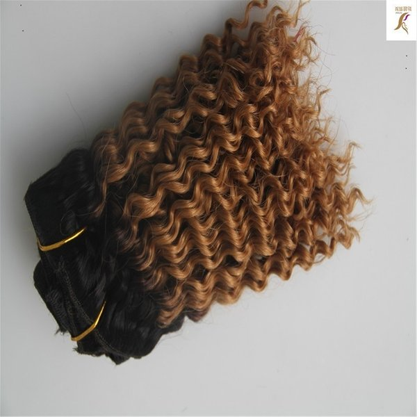 T1B/6 Color Malaysian Deep Wave Hair Weave Bundles 100% Human Hair Extensions 7a Unprocessed Virgin
