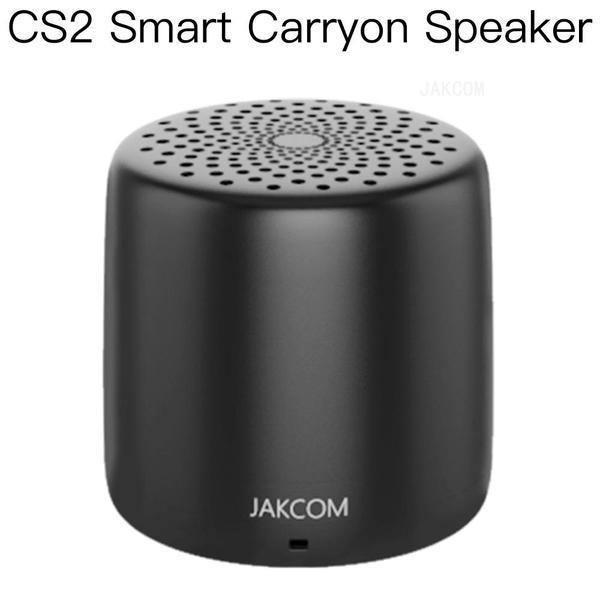 Tüketici elektroniği mejor akıllı telefon gadget'lar Inteligentes gibi Açık Konuşmacılar JAKCOM CS2 Akıllı carryon Hoparlör Sıcak Satış