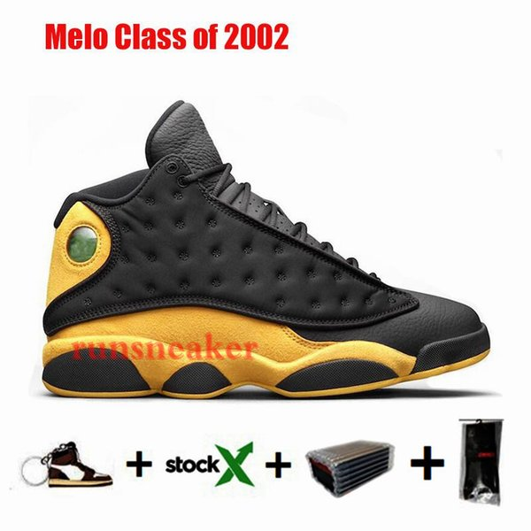 13s-Melo Class of 2002