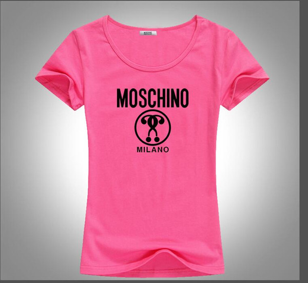 Primavera / verano 19ss Italia Italia impresión de alto grado Camiseta de moda para hombres y mujeres camisetas casual para mujer camisetas sueltas envío gratis