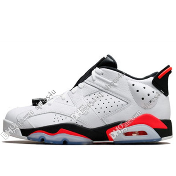 #12 Low White Infrared