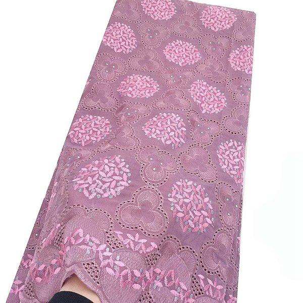 Сирень Африканский швейцарский шнурок маркизета в Швейцарии Aqua 100% хлопок кружевной ткани со стразами оптом ушко большой шнурок маркизета