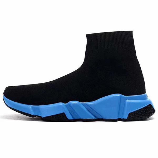 A17 Черный Синий 36-45
