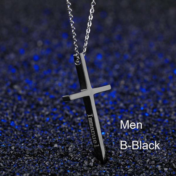 B-الرجال السود