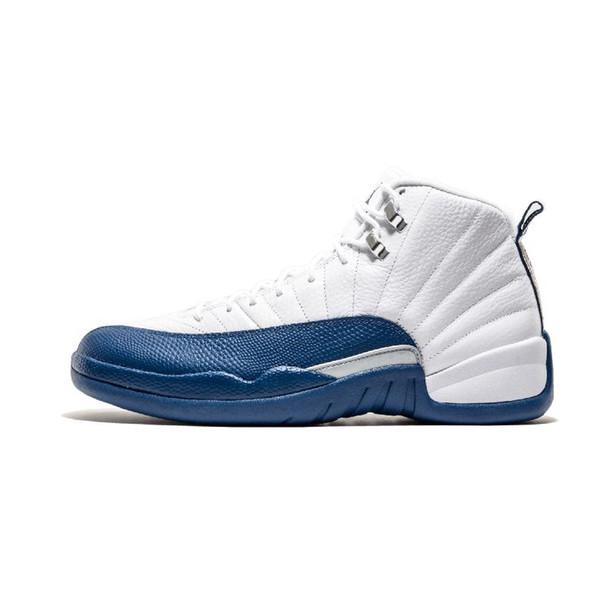 12 12s мужские баскетбольные кроссовки Vachetta Tan бордо темно-серый волк грипп игра синий мастер такси плей-офф французский синий тренажерный зал красные спортивные кроссовки A1